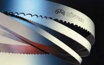 Hojas para sierra cinta cobalt M-42 alto rendimiento RÖNTGEN