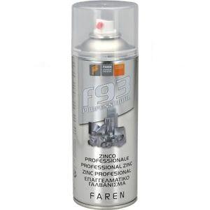 Spray para galvanizar en frío  F-93  400 ml FAREN