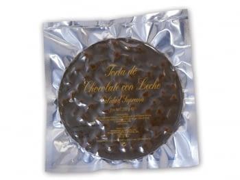 Torta Turrón Chocolate Sin Leche