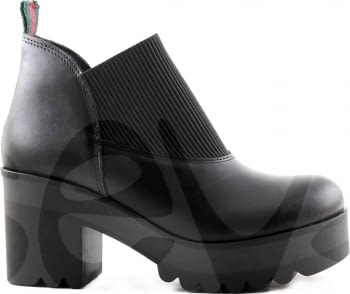 BOTINES MUJER.PIEL. MARCA:IN SHOES - 2