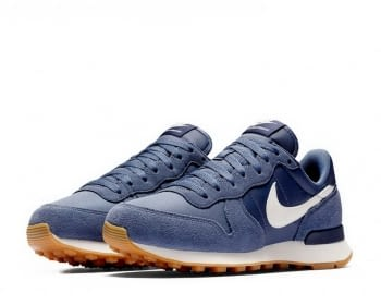 NIKE INTERNATIONALIST azul - 2