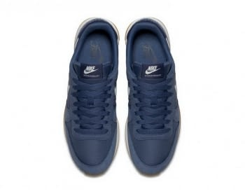 NIKE INTERNATIONALIST azul - 4