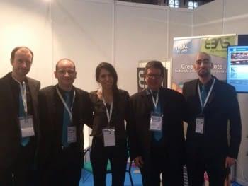 Presentación Ebasnet en eShow Barcelona