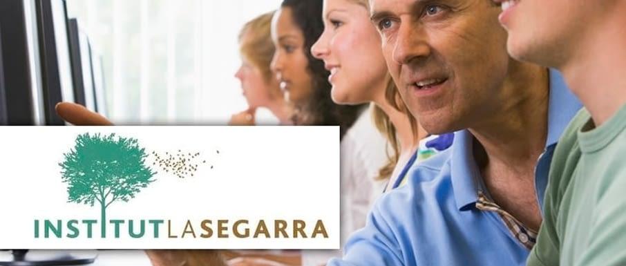 Ebasnet desbanca Wordpress en el Instituto La Segarra