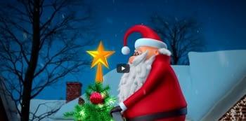 Todo el equip de EBASNET les desea Felices Fiestas!