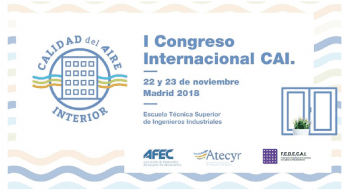 I Congrés Internacional de la Qualitat Ambiental Interior (CAI)