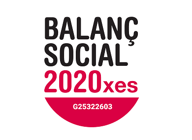 Ens acreditem amb el Balanç Social 2020, Rendició de comptes i mesura del impacte de la nostra activitat