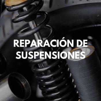 Reparación de suspensiones