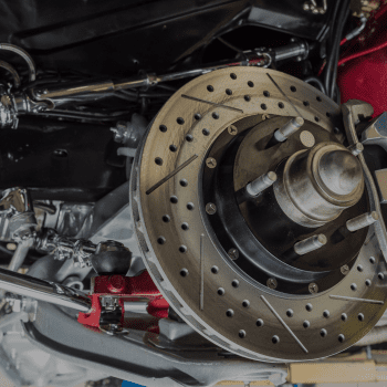 Servicio de reparación de frenos