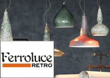 Rústic Vintage Ferroluce