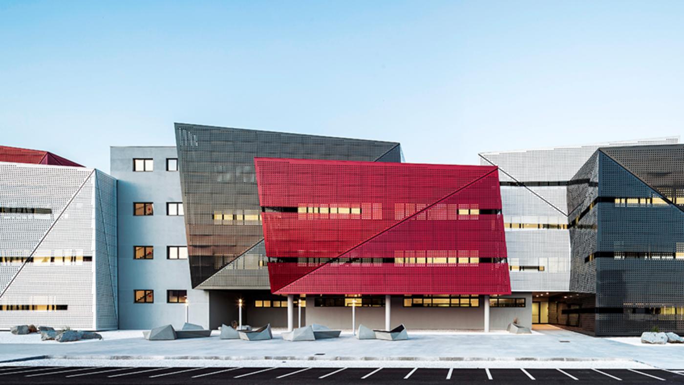 Constructora Calaf participa en la construcción del Centro de Formación en Automoción de Cataluña