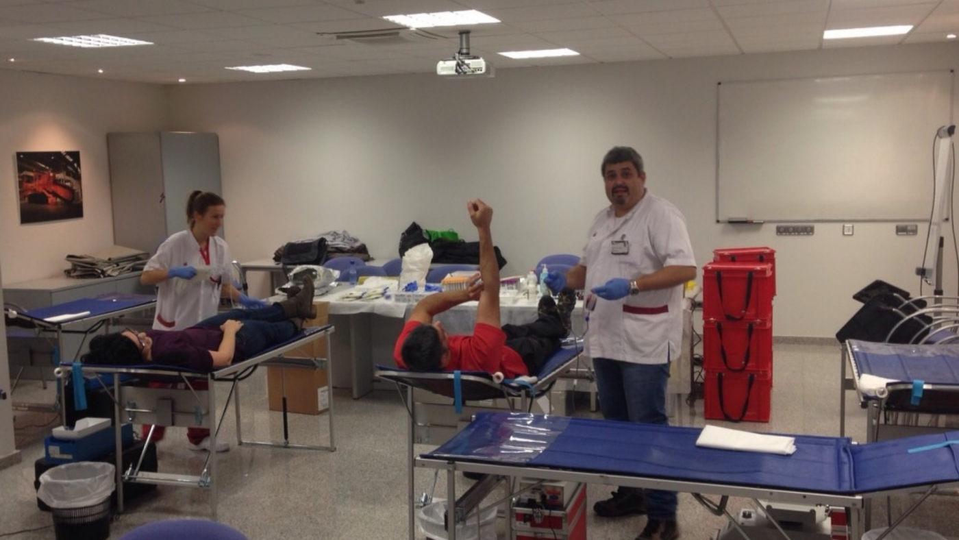 Big collaboration in the second Blood Donation Campaign
