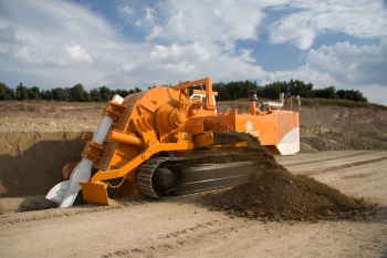 Calaf trenching has started in Germany the installation of more than 25,000 meters of fiber optics