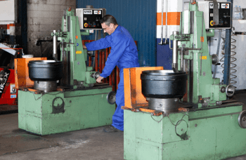 taller mecanico frenos