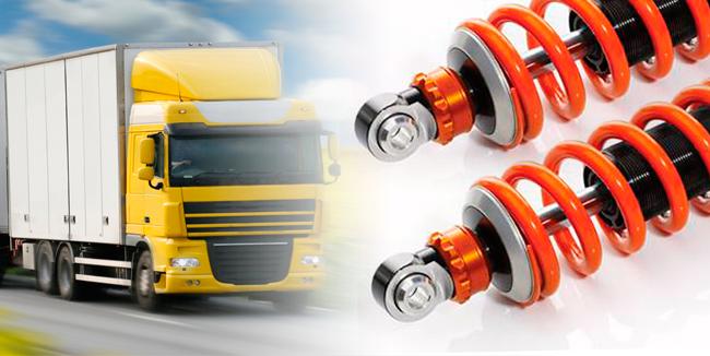 La importancia del mantenimiento de los amortiguadores de tu camión