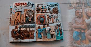 Mural 20é Aniversari Revista Xercavins.