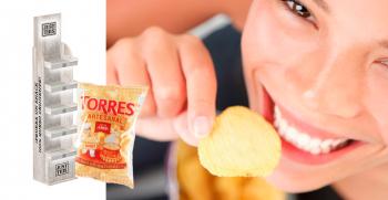 Expositor Patatas Fritas Torres