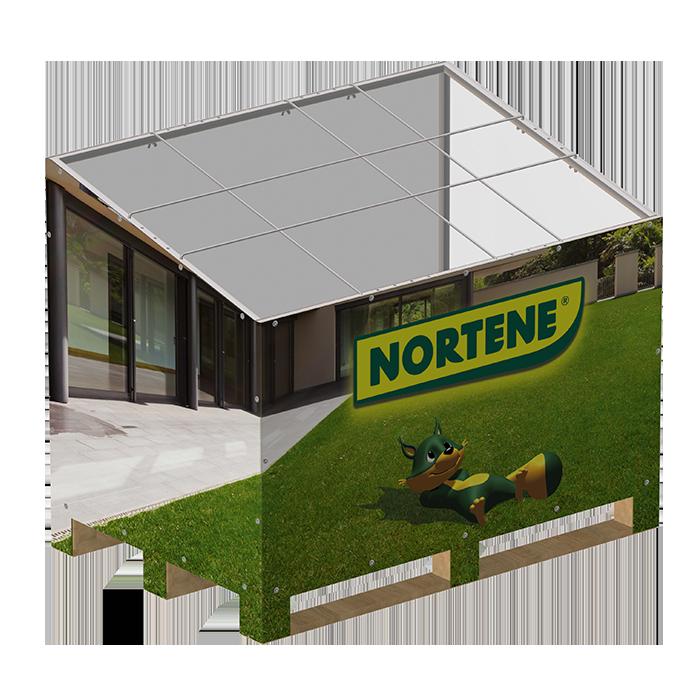 Expositor Nortene Intermas
