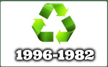 Des del Año 1996 al 1982