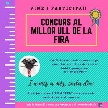 CONCURS AL MILLOR ULL