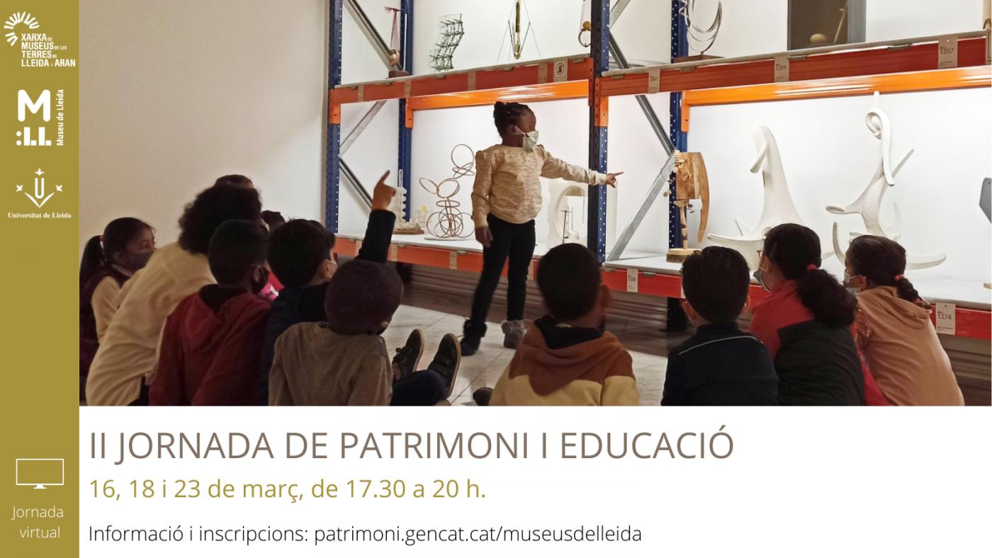 II JORNADA DE PATRIMONI I EDUCACIÓ