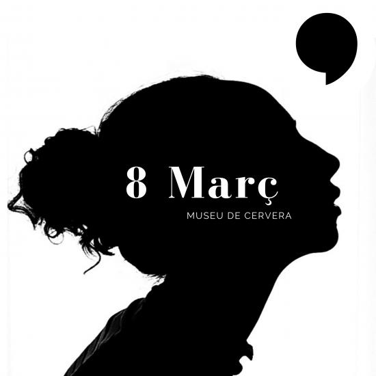 Dia Internacional de la Dona. 8 de març de 2021