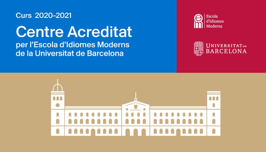 Centre acreditat Universitat de Barcelona