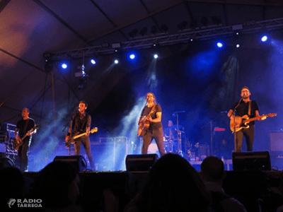 El 21è Paupaterres de Tàrrega atreu més de 10.000 espectadors i es consolida com una de les grans cites musicals de l'estiu a Catalunya
