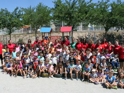 Tàrrega assoleix la xifra rècord de 178 infants inscrits al casal municipal d'estiu, l'Esplai Esprai