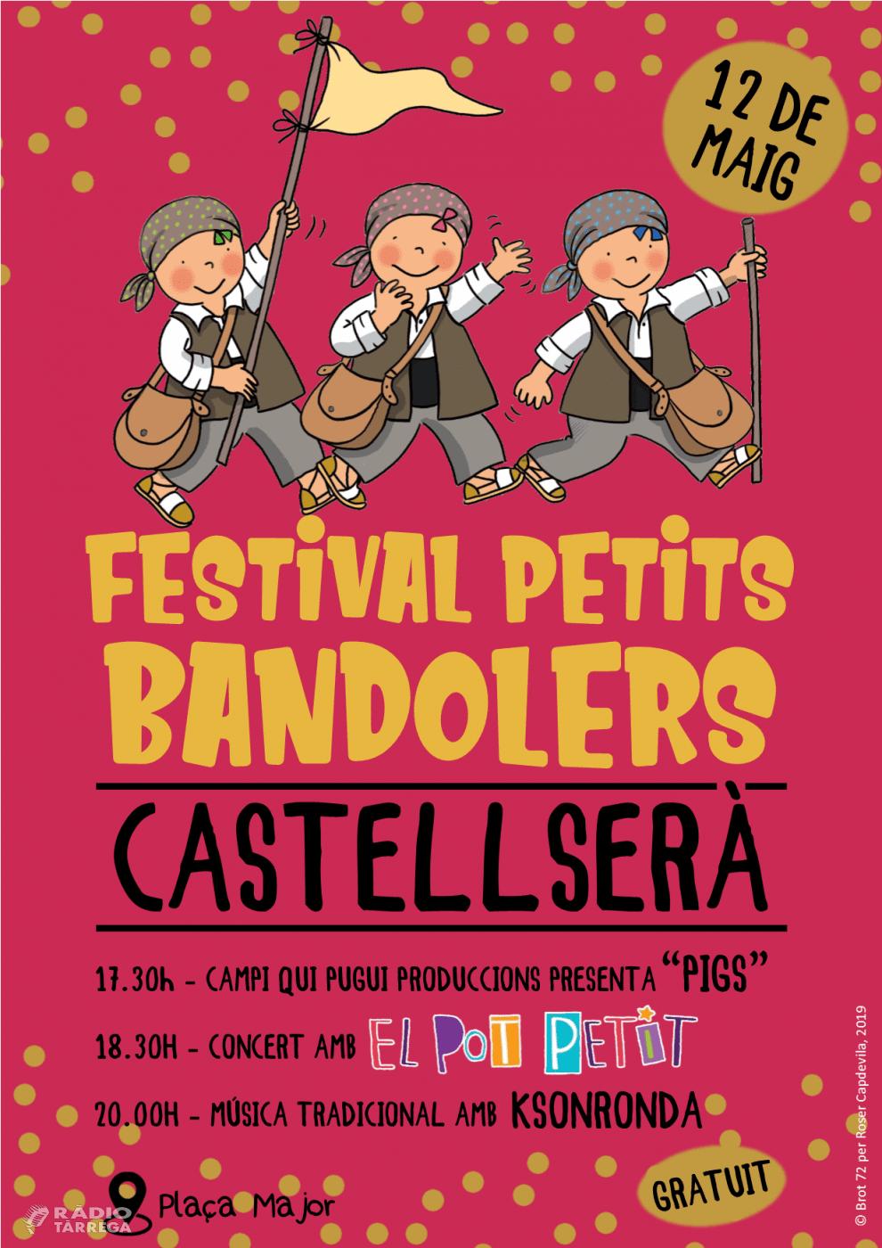 La Festa del Bandoler de Castellserà premia aquest any amb el pedrenyal d'honor a la il·lustradora Roser Capdevila i estrena el festival Petits Bandolers