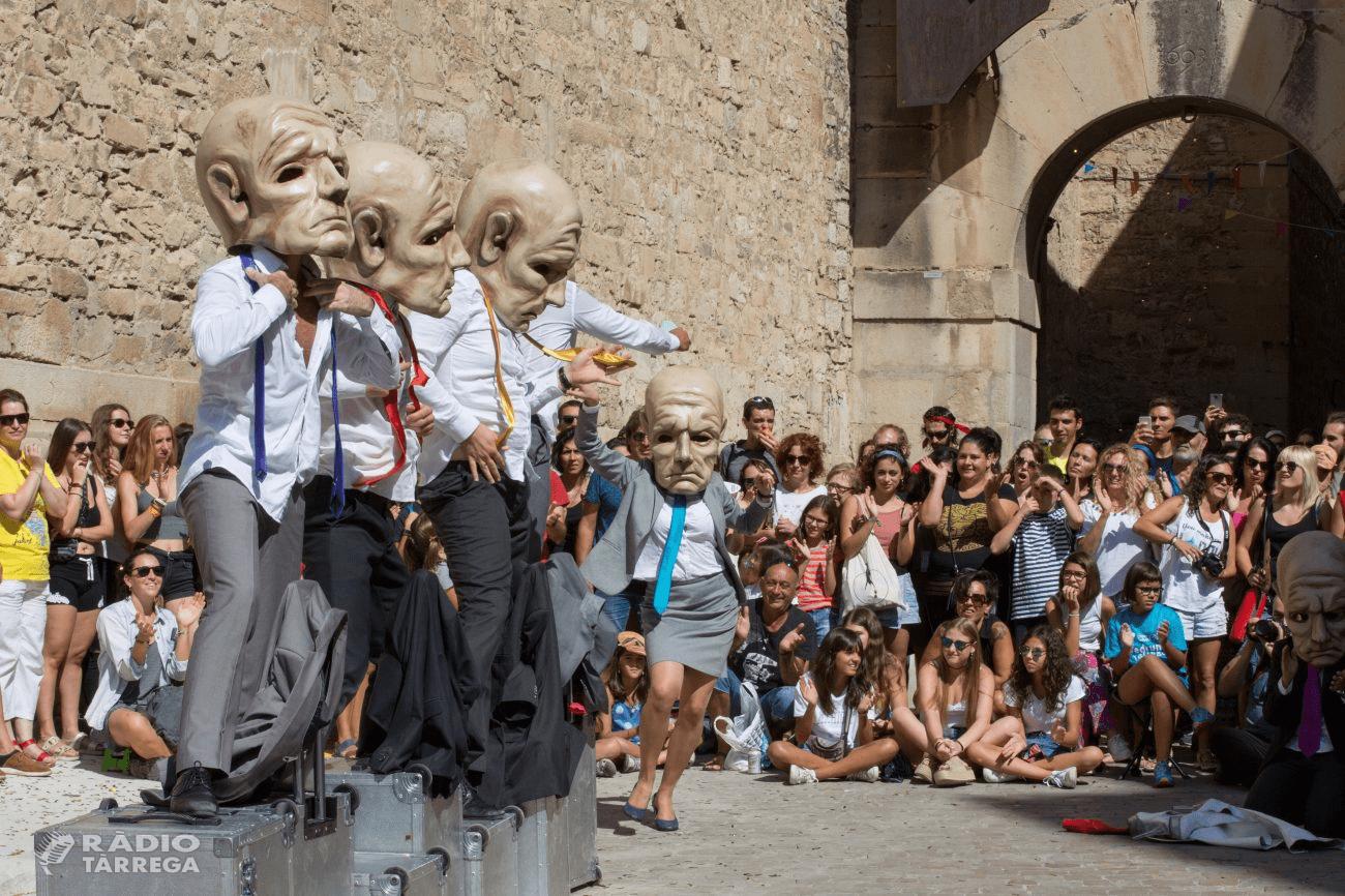 Acord entre la CCMA i Fira de Teatre al Carrer de Tàrrega,  per promoure i difondre les activitats de FiraTàrrega