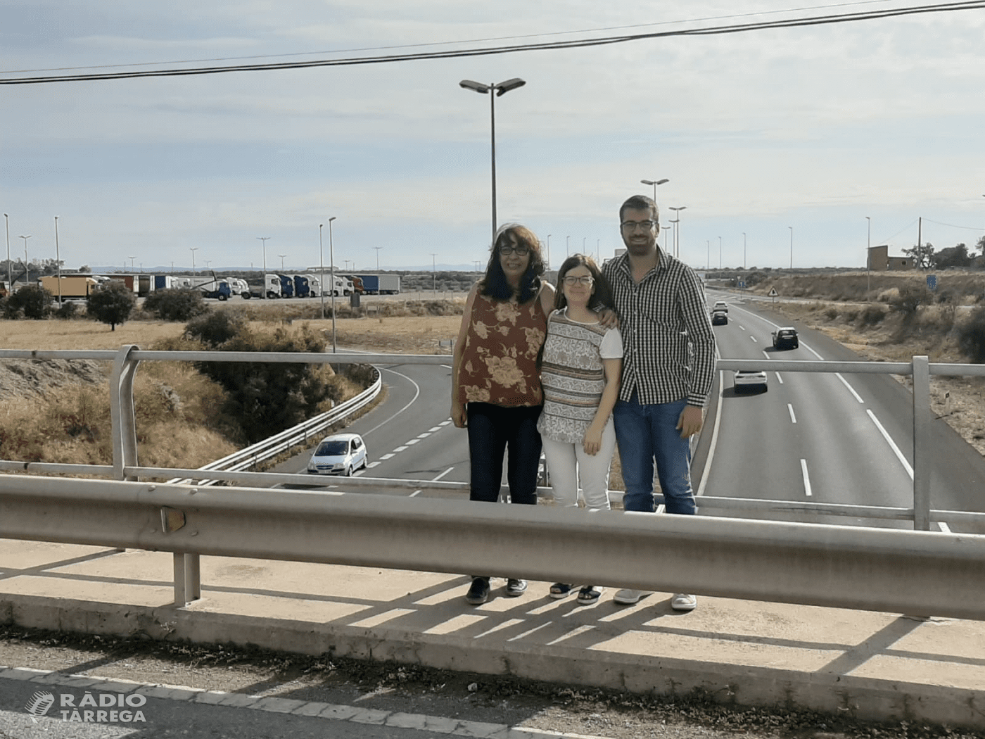 Esquerra Republicana a l'Urgell exigeix al govern espanyol que executi immediatament les obres de millora de l'A-2 al seu pas per Lleida