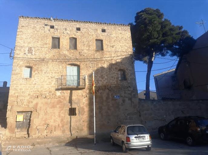 Arranjament a la plaça Germandat i de les antigues escoles de Mafet