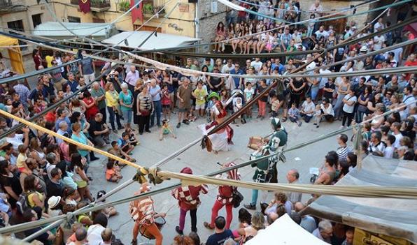 El Mercat Medieval de Guimerà no farà l'edició d'aquest any