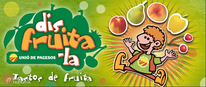 Uns 400 infants participen en la campanya 'Disfruita-la a l'estiu' de tast de fruita a les comarques de Lleida