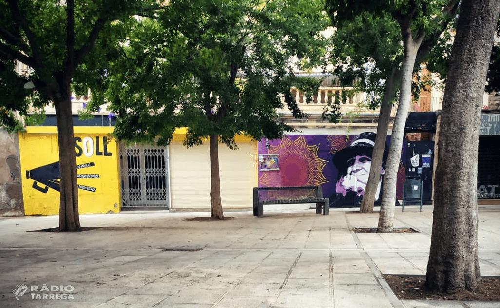 Aquest dijous s'inaugura La Terrassa de La Soll, el nou bar cedit a persones afectades laboralment per la crisi de la Covid-19
