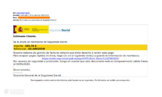 Els mossos d'esquadra alerten d'un augment d'estafes mitjançant Phishing a l'Urgell