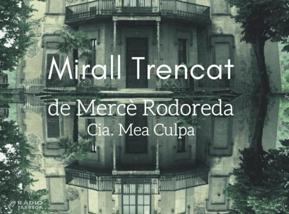 Mirall Trencat, teatre i col·loqui per a joves de batxillerat de l'Urgell