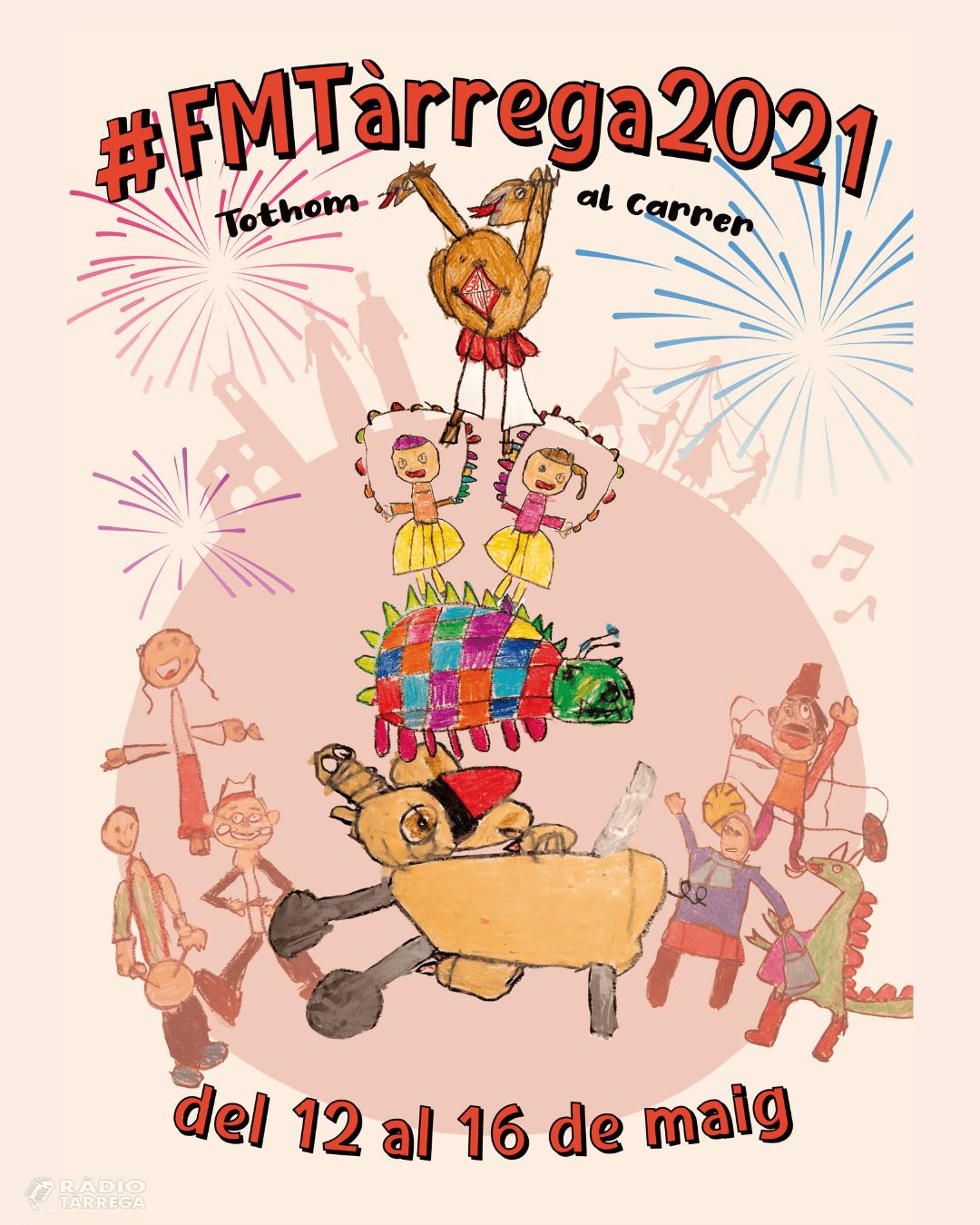 Tàrrega ja té a punt el cartell de la Festa Major 2021