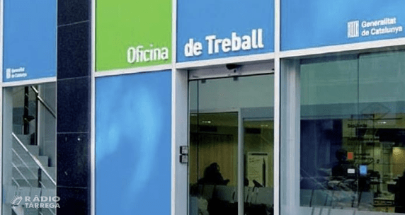 L'atur cau en 379 persones a la demarcació de Lleida a l'abril i la xifra de desocupats se situa en 27.074