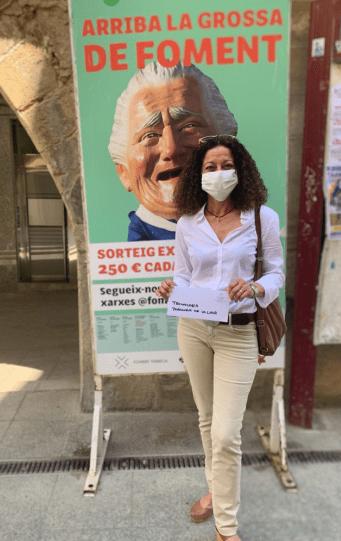 Èxit de la campanya 'la grossa de foment' de Foment Tàrrega