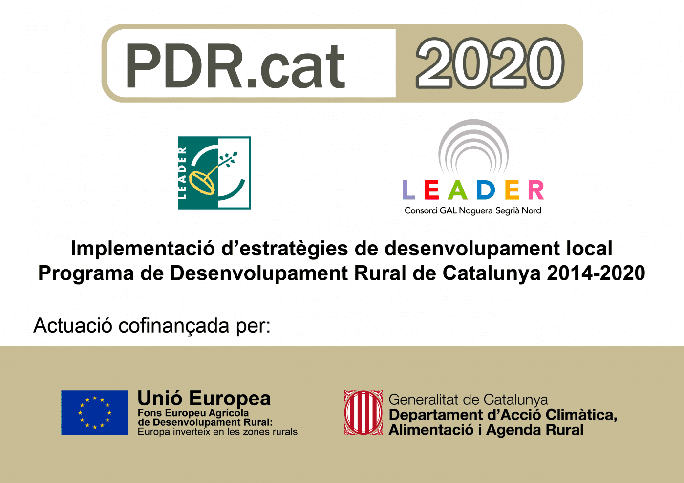 Programa Leader PDR.cat