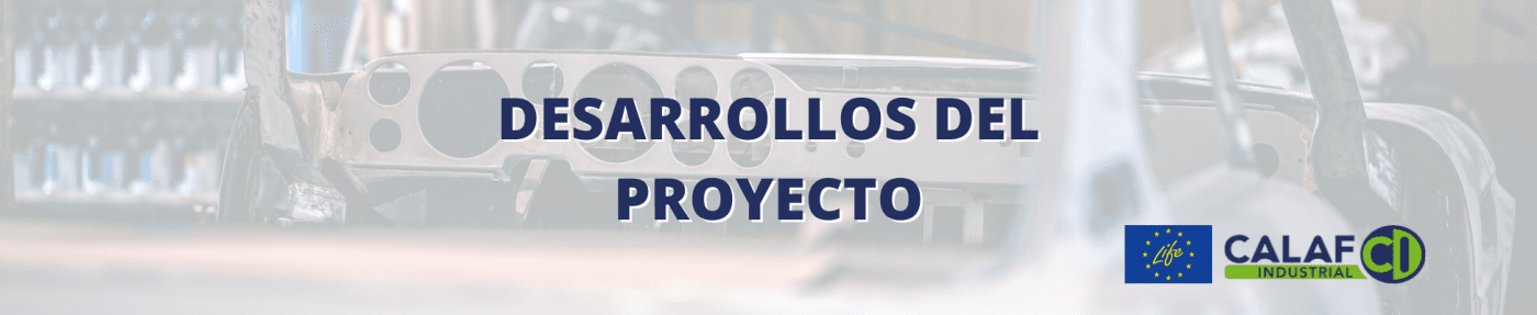 Desarrollos del proyecto
