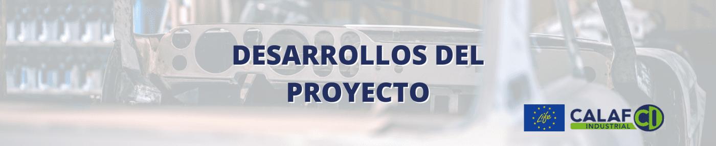 Project developments ESP
