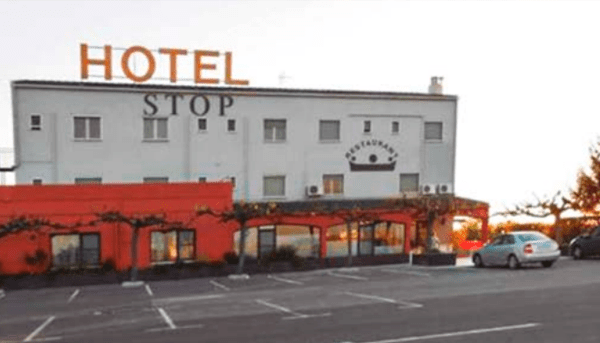 HOTEL STOP