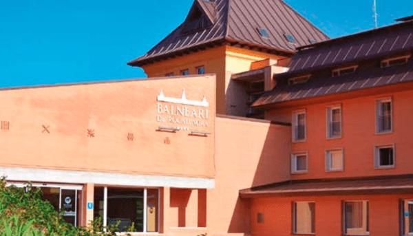 Hotel Balneari Oca Rocallaura Spa H ***