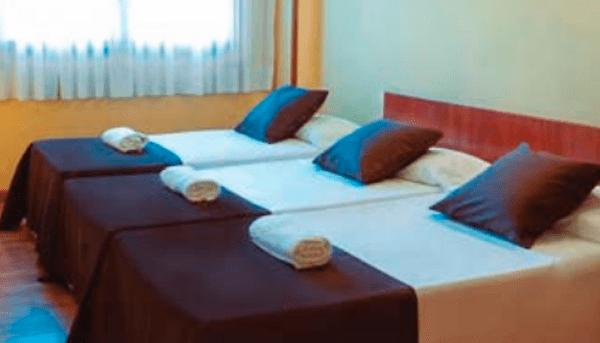 Hotel Ciutat de Tàrrega H ***