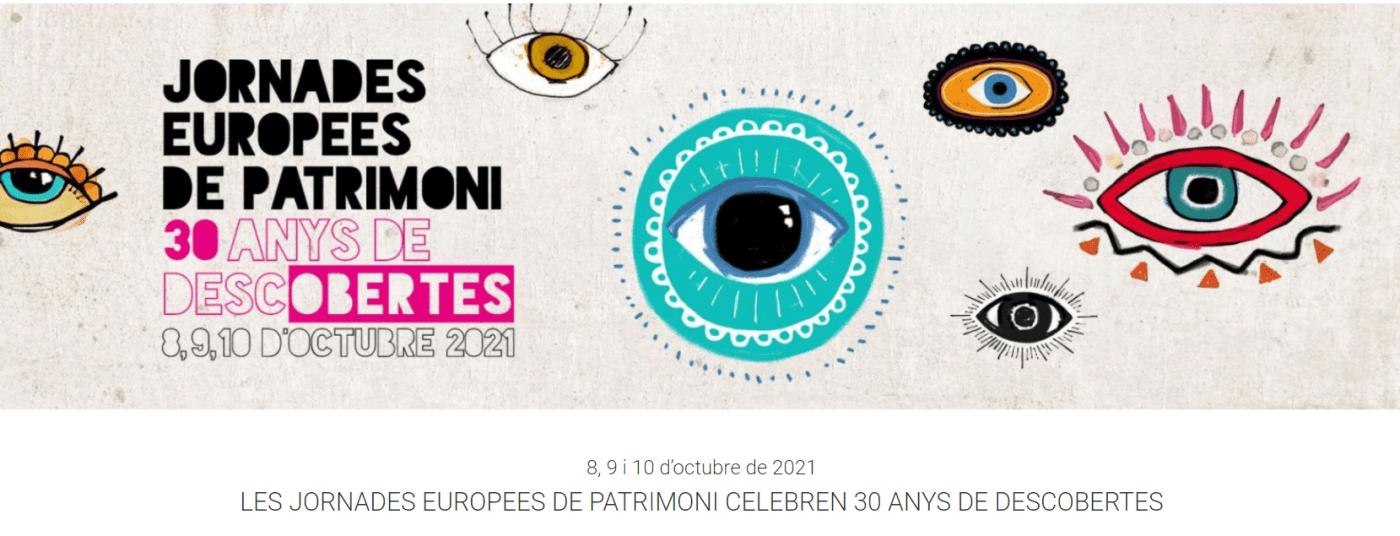 Del 8 al 10 d'octubre, Jornades Europees del Patrimoni a l'Urgell