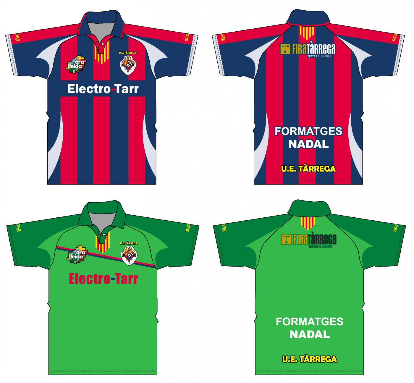 Equipacions 2015-2016