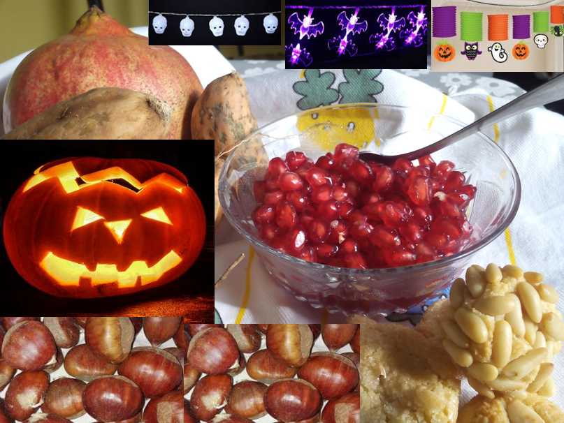 Doncs sí, castanyada i Halloween